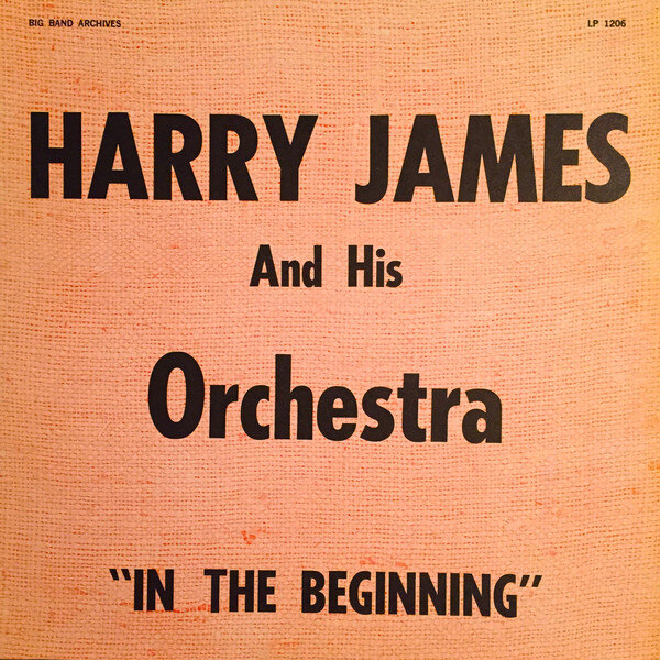 HARRY JAMES And His Orchestra (Винил, б/у)