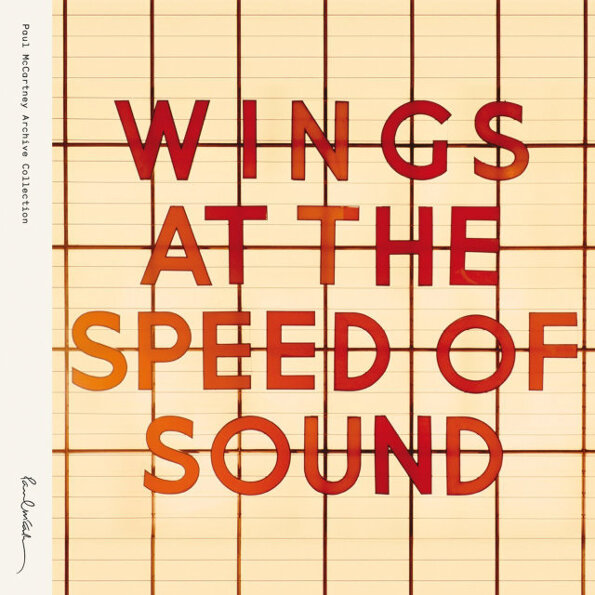 McCARTNEY PAUL. At The Speed Of Sound (2 Винил)