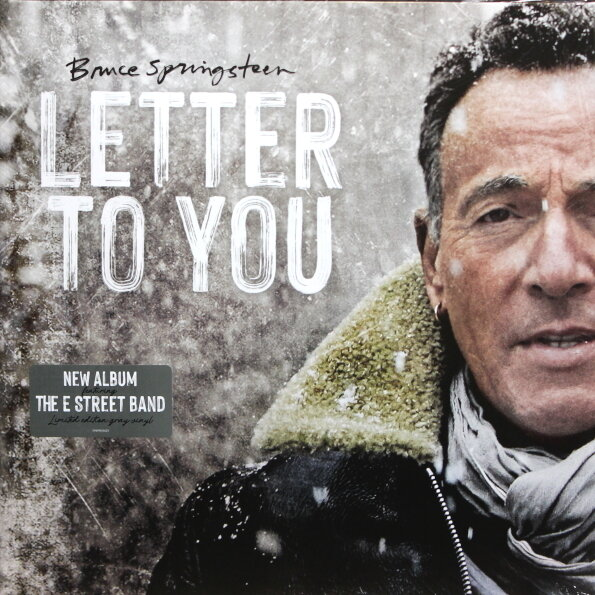 SPRINGSTEEN BRUCE. Letter To You (2 Винил)