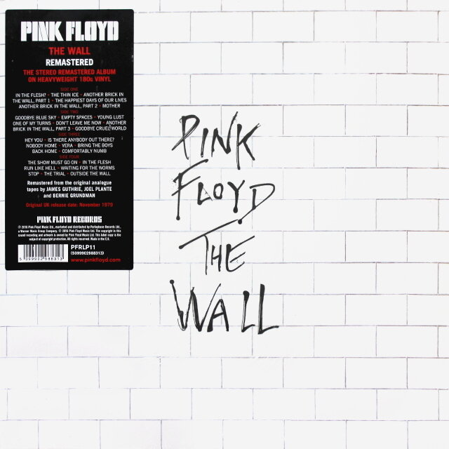 PINK FLOYD. The Wall (2 Винил)