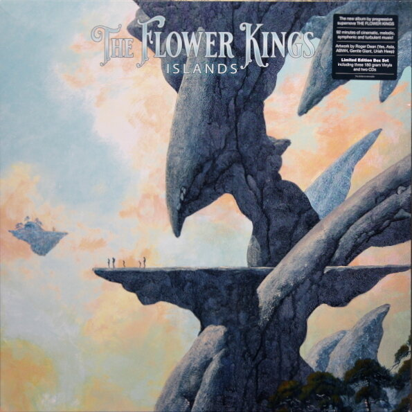 FLOWER KINGS. Islands (Limited Edition) (3 Винил + 2CD)