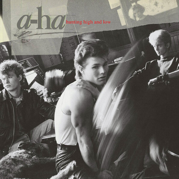 A-HA. Hunting High And Low (Винил)