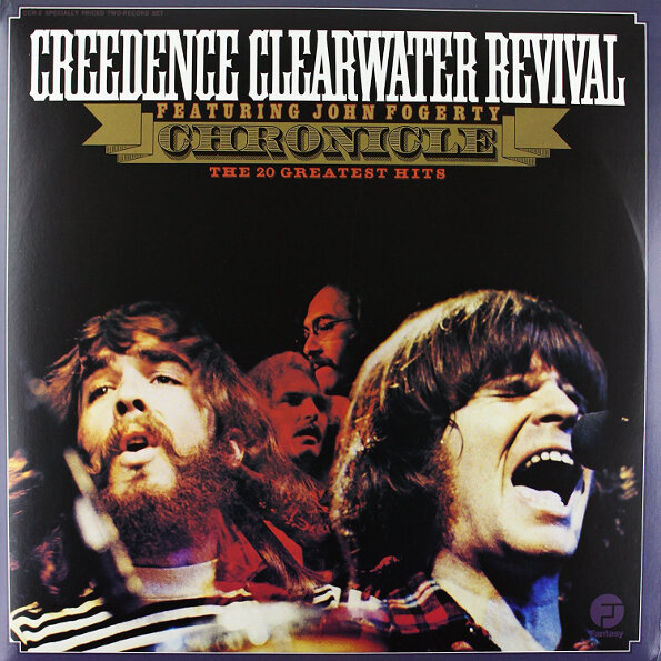 CREEDENCE CLEARWATER REVIVAL. Chronicle: The 20 Greatest Hits (2 Винил)