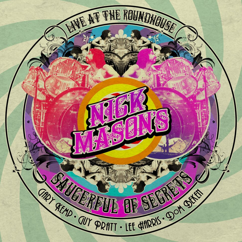 NICK MASON'S SAUCERFUL OF SECRETS. Live At The Roundhouse (2 Винил)