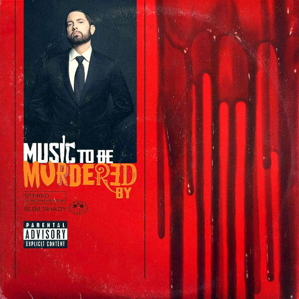 EMINEM. Music To Be Murdered By (2 Винил)