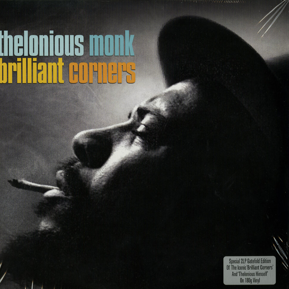 Thelonious Monk. Brilliant corners (2 Винил)