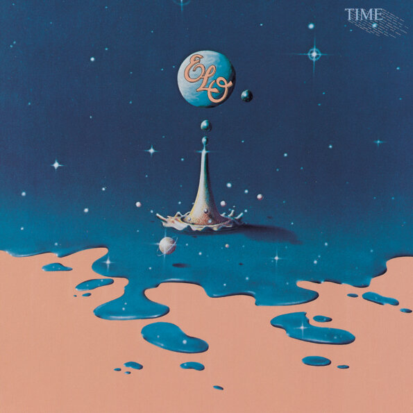 ELECTRIC LIGHT ORCHESTRA. Time (Винил)